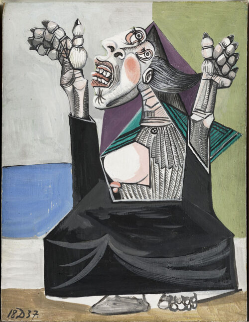 The Supplicant_ Picasso