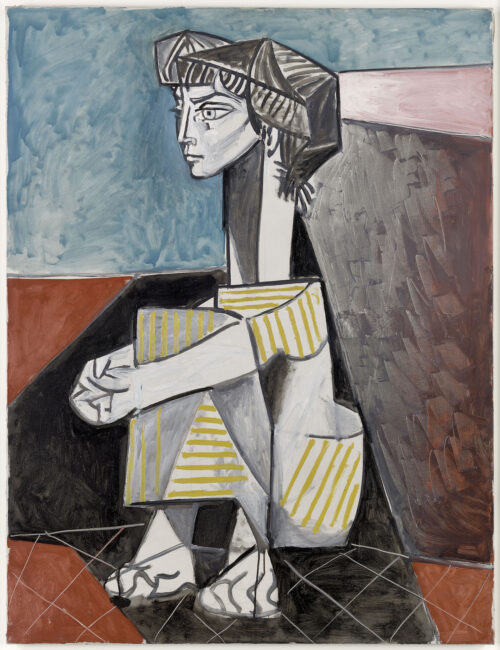 Jacqueline with Crossed Hands_ Picasso