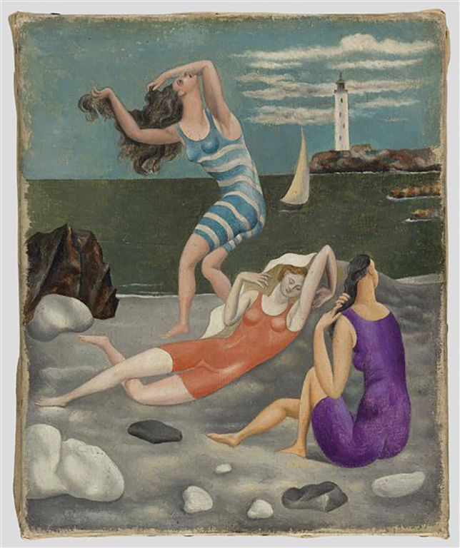 The Bathers_Picasso