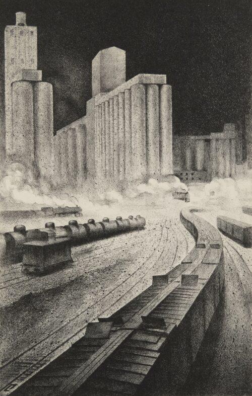 Art Deco Granaries To Babylon