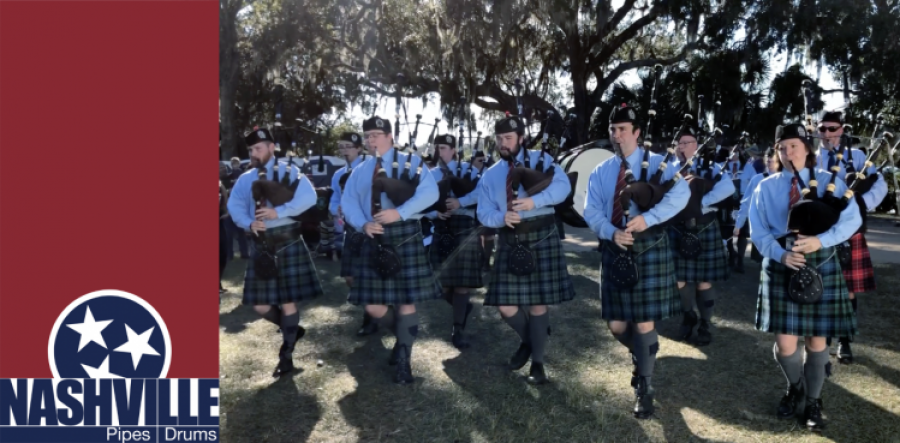 Performance: Nashville Pipes and Drums - Frist Art Museum